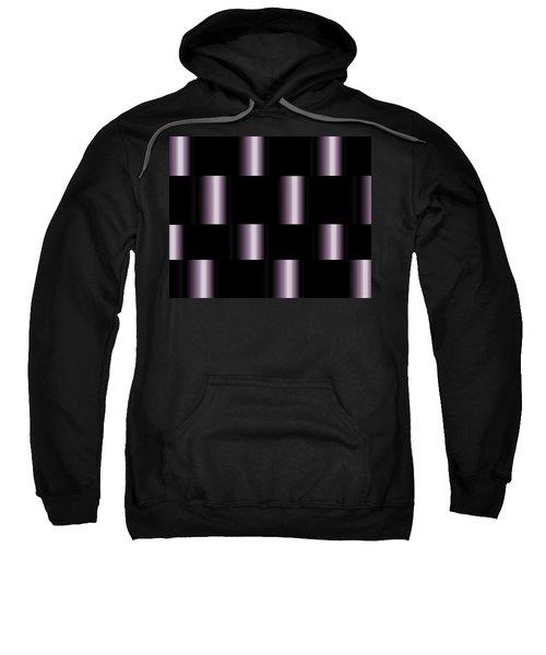 Sweatshirt featuring the digital art The Elements by Mihaela Stancu