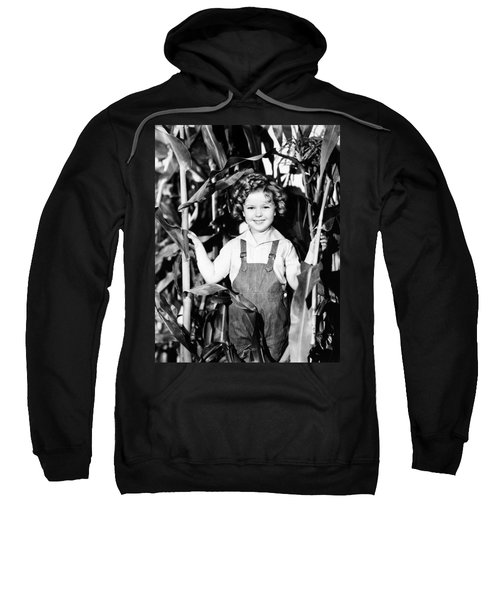 Shirley Temple (1928- ) Sweatshirt by Granger
