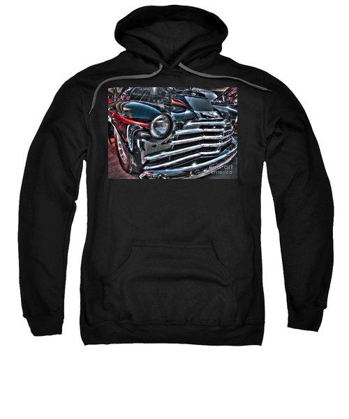 48 Chevy Convertible 2 Sweatshirt