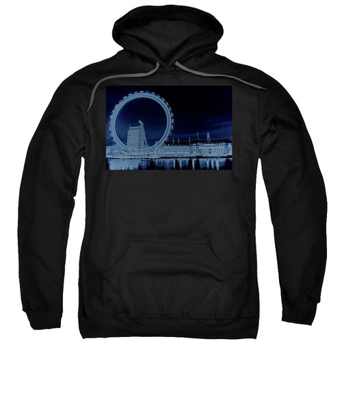 London Eye Art Sweatshirt