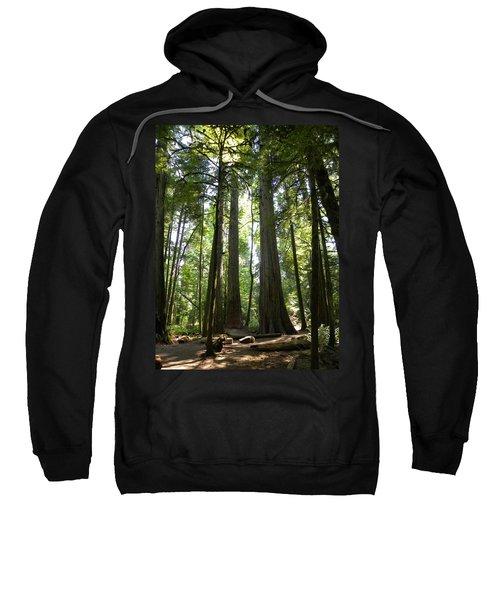 A Green World Sweatshirt