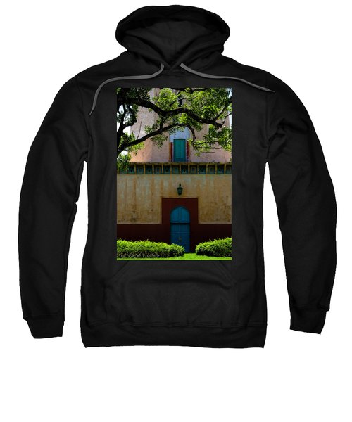 Alhambra Water Tower Doors Sweatshirt