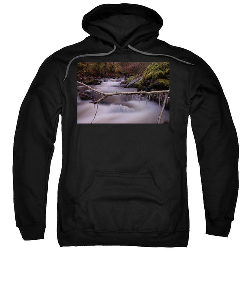 An Icy Flow Sweatshirt