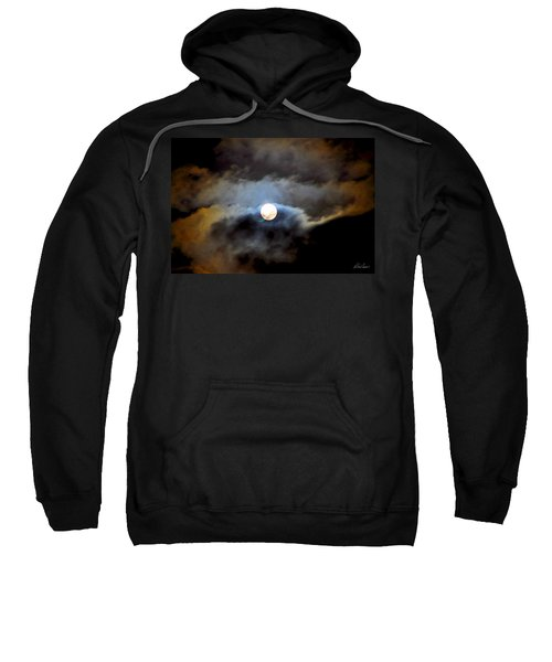 Aquarius Full Moon Sweatshirt