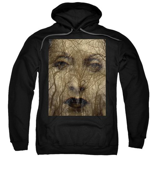 Asphalt - Portrait Of A Lady 2 Sweatshirt