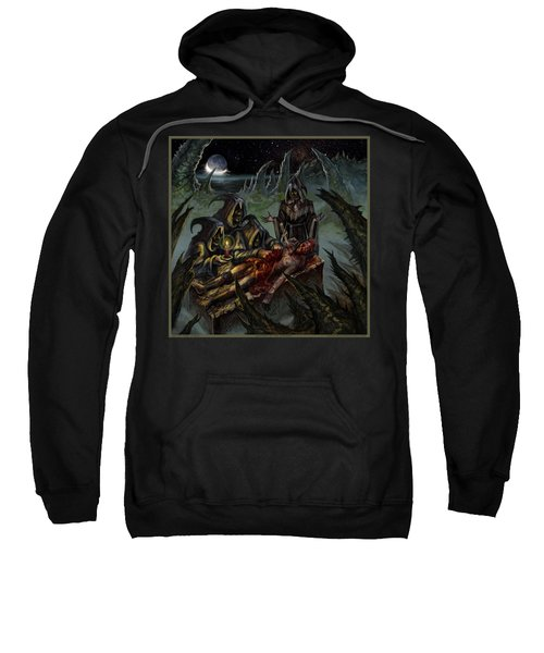 Autopsy Of The Damned  Sweatshirt