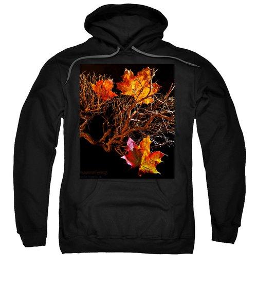 Autumnal Feelings Sweatshirt