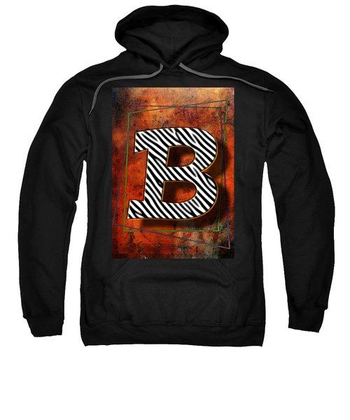 B Sweatshirt