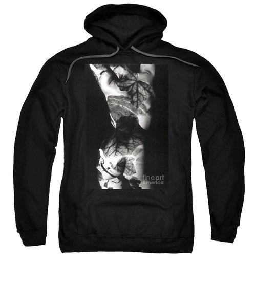 Body Projection Woman - Duplex Sweatshirt