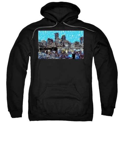 Boston Skyline Sweatshirt
