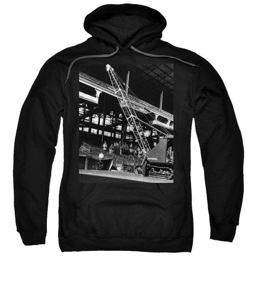 Brooklyn: Ebbets Field Sweatshirt