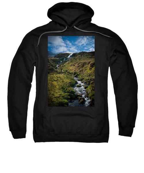Calmness At The Falls Sweatshirt