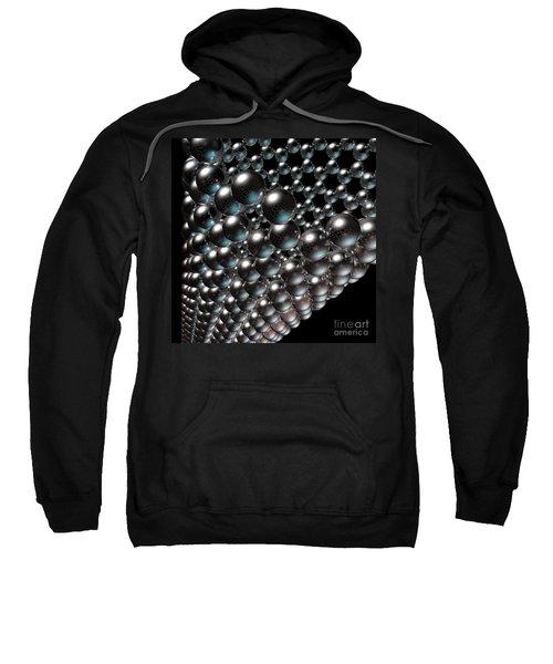 Carbon Nanotube 8 Sweatshirt