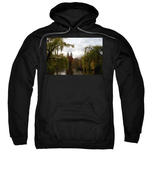 Central Park Autumn Sweatshirt
