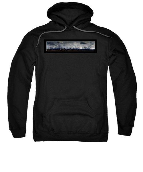 Chugach Mountains Sweatshirt