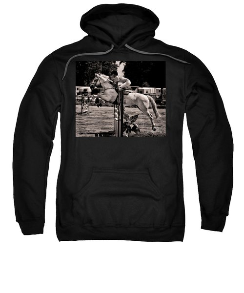 Clearing The Hurdle Sweatshirt