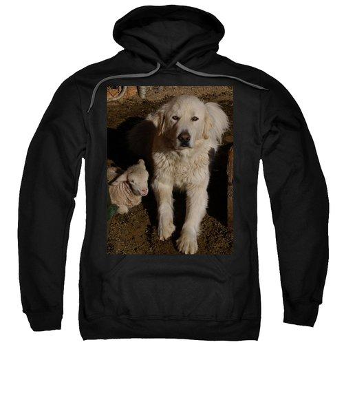 Close Personal Protection Sweatshirt
