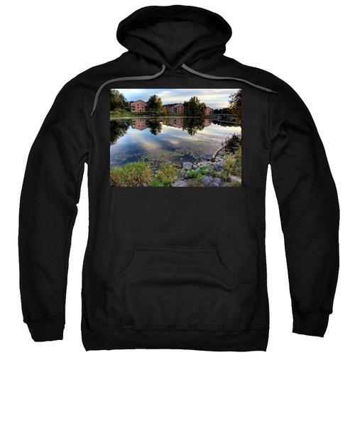 Condos On The River Sweatshirt