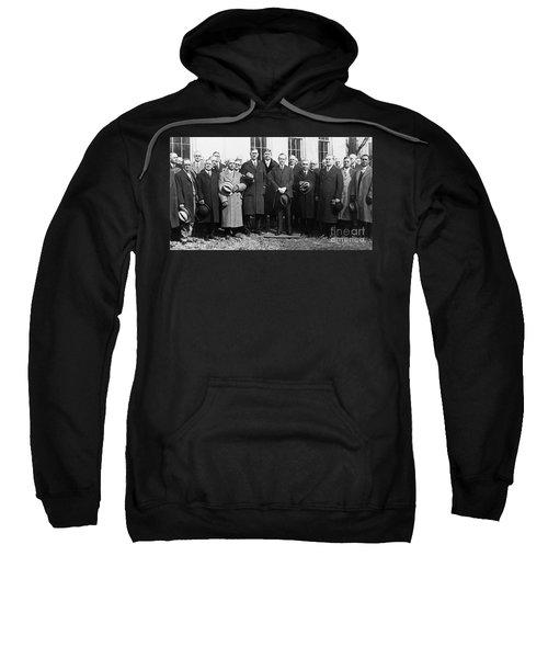 Coolidge: Freemasons, 1929 Sweatshirt by Granger