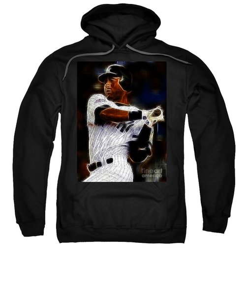 Derek Jeter New York Yankee Sweatshirt
