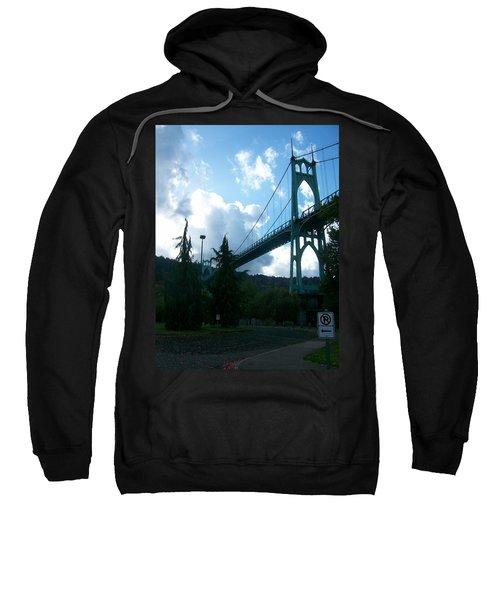 Dramatic St. Johns Sweatshirt