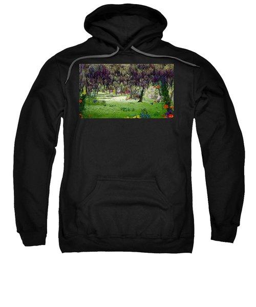 Dream Garden Sweatshirt