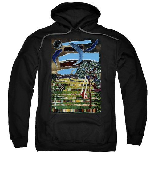 Fabric Of Life Sweatshirt
