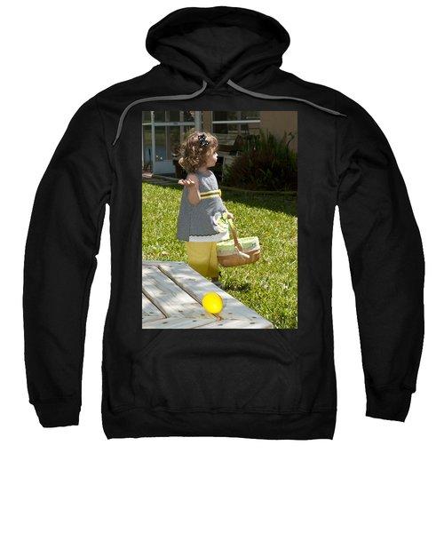 First Easter Egg Hunt Sweatshirt