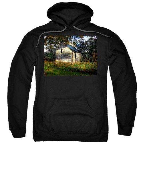 Ghosting Weeds Sweatshirt