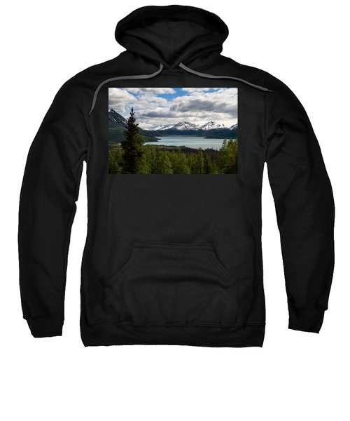 Glacier Water Sweatshirt