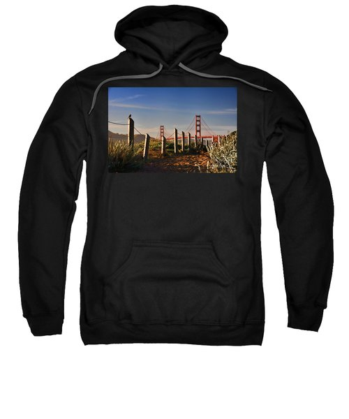 Golden Gate Bridge - 2 Sweatshirt