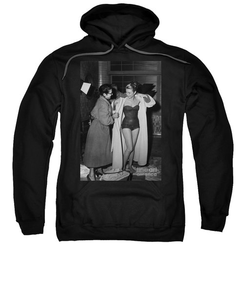Grace Kelly  Sweatshirt by Photo Researchers