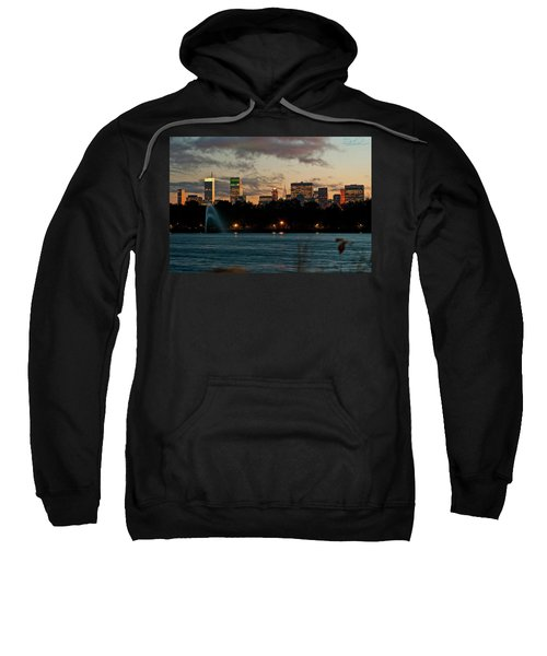 Great Pond Fountain Sweatshirt