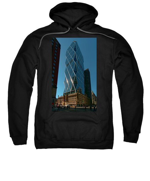 Hearst Building Sweatshirt