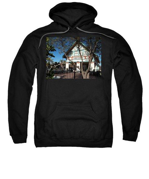Hemet Museum-old Santa Fe Depot Sweatshirt