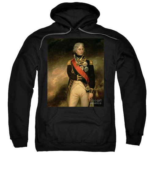Horatio Viscount Nelson Sweatshirt