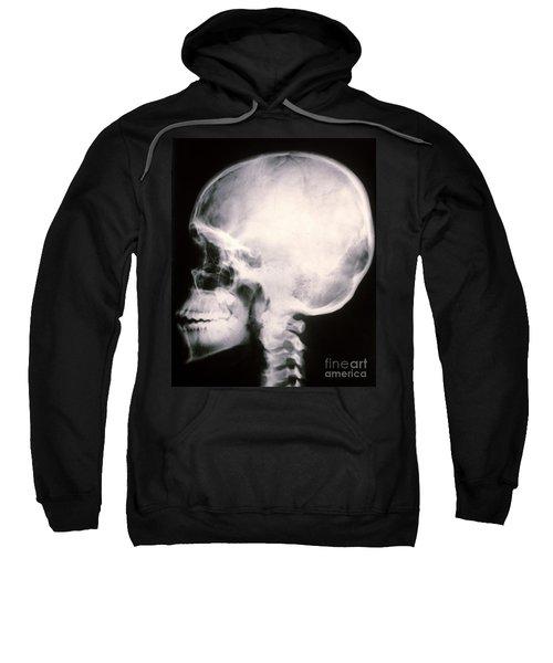 Human Skull Sweatshirt