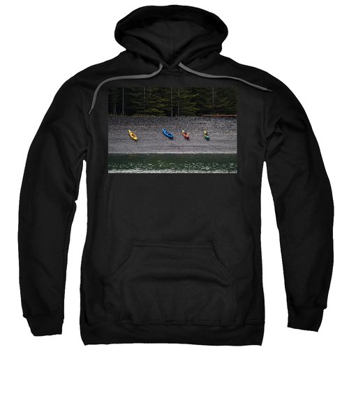 Kayak Shore Sweatshirt