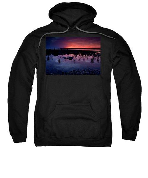 Lake Huron Sunset Sweatshirt