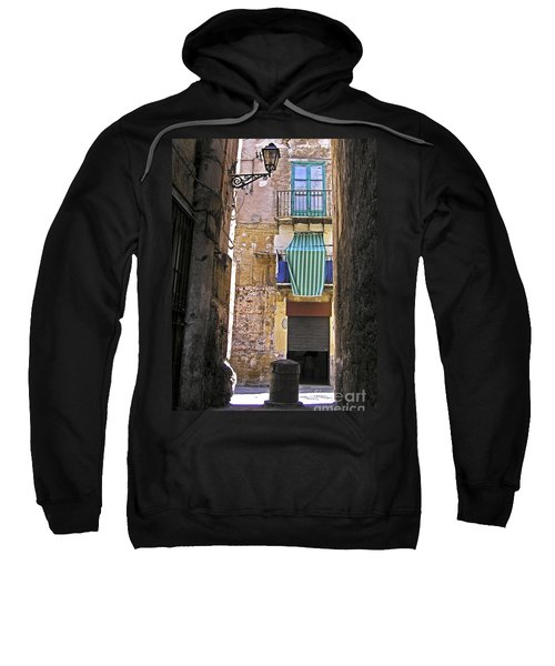 Little Street Of Palermo Sweatshirt
