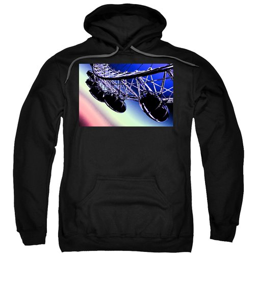 London Eye Digital Image Sweatshirt