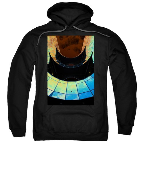 London Southbank Abstract View Sweatshirt