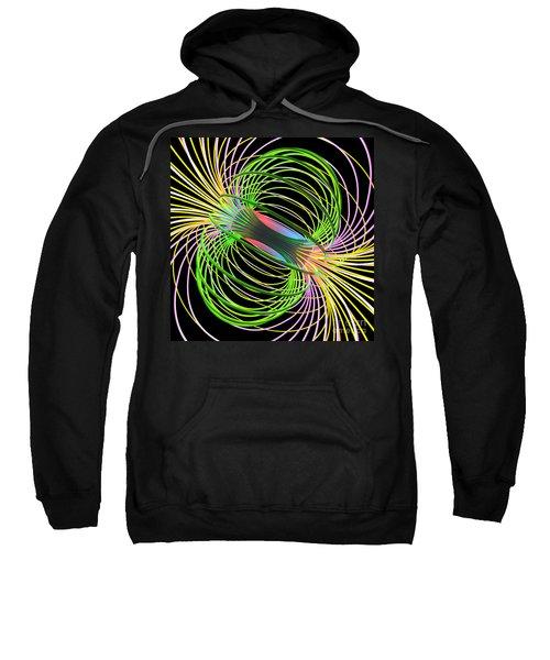Magnetism 5 Sweatshirt