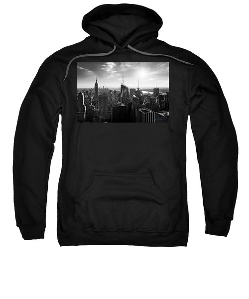 Midtown Skyline Infrared Sweatshirt