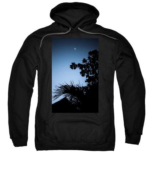 Moon Over The Dominican Sweatshirt