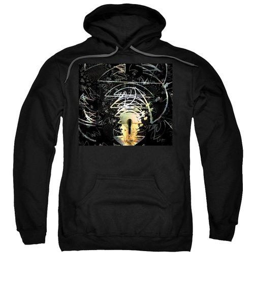 Mystery Of The Source And Imitators Of God Sweatshirt