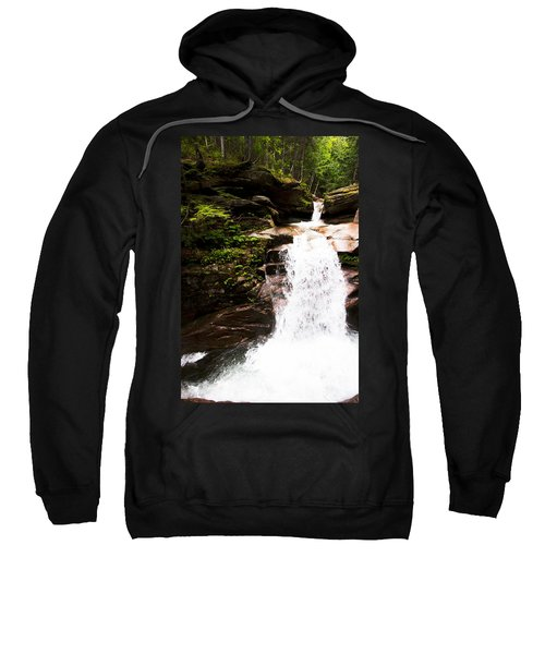 New Hampshire Waterfall Sweatshirt