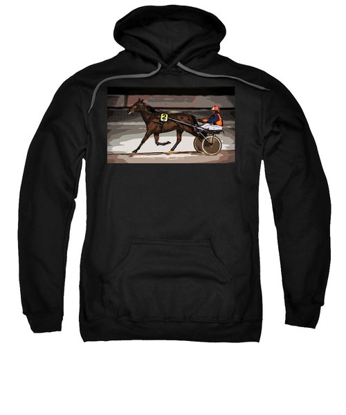 Night Trotter Sweatshirt