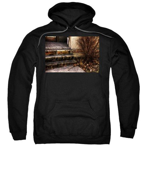 Old House Detail Sweatshirt