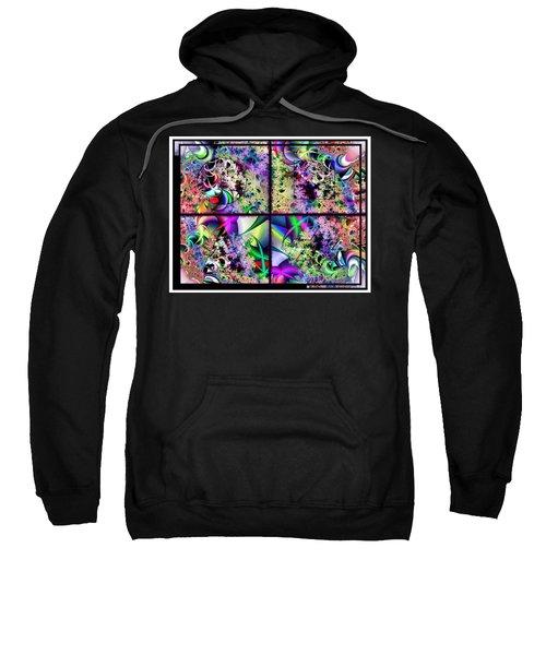 One Weirdass Design Sweatshirt